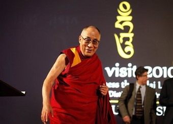 In honor of the Dalai Lama coming to Atlanta this week. Here are some