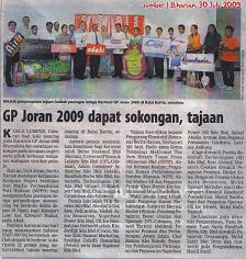GP JORAN BH