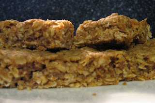 DIY granola bars with 7 natural, healthy ingredients (Quaker chewy has 28+!)