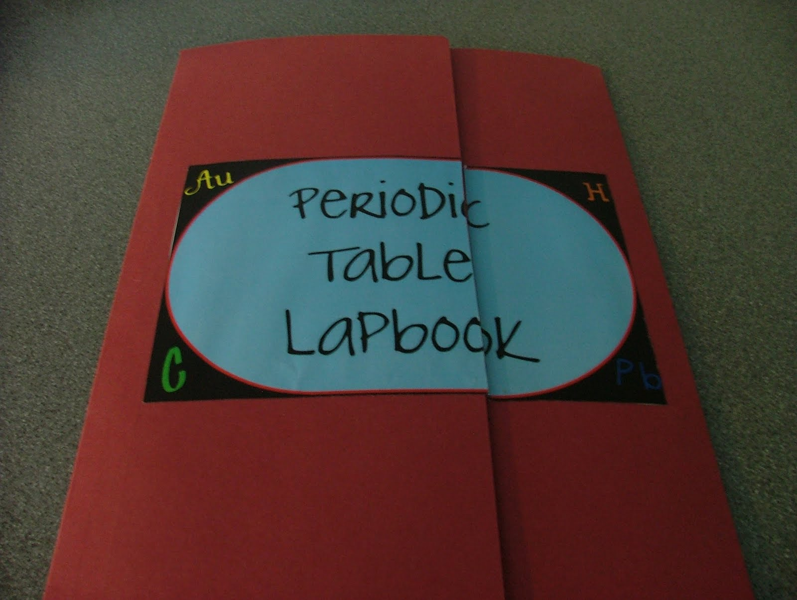 Have fun live life periodic table lapbook gamestrikefo Gallery
