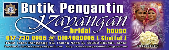 kayangan bridal