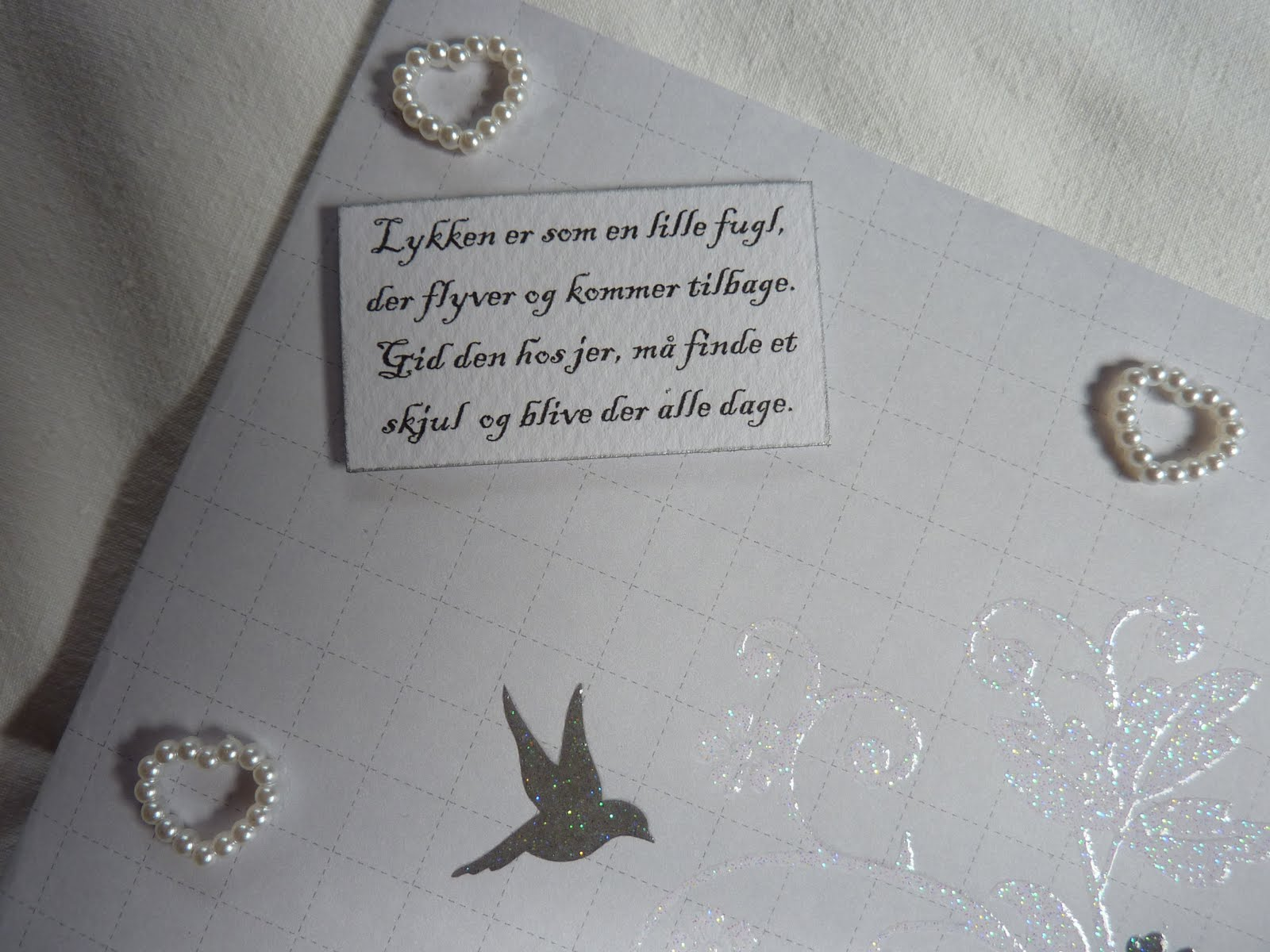digte om bryllup