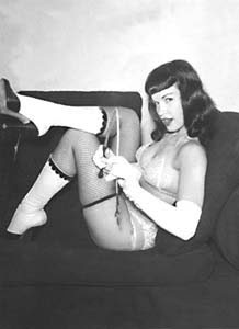 Bettie has a whip for Casey