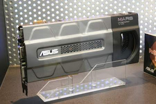 Asus Mars TX 295 8GB SLI