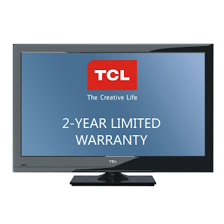 TCL L32HDF11TA 32-Inch 720p 60 Hz LCD HDTV with 2-Year Warranty, Black