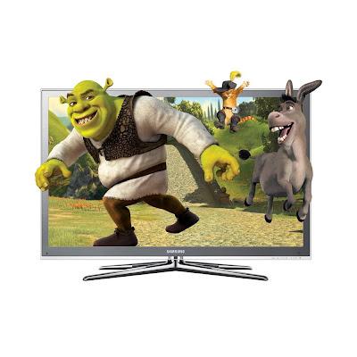 Samsung PN50C490 50-Inch 720p Plasma 3D HDTV