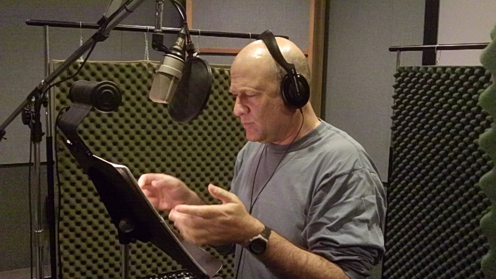 Image result for cartoon voice recording