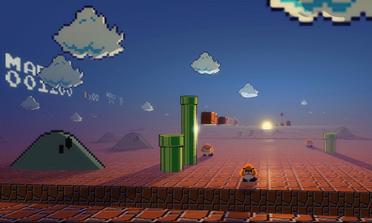 Historia De Mario Bros
