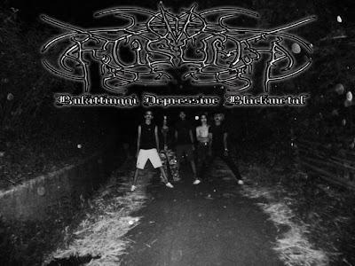 RUSUAH - Deepressive Suicidal Black Metal Band