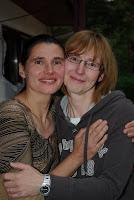 Simone und ich