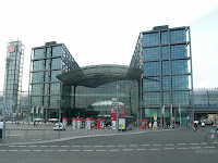 Mein Ziel: Der Hauptbahnhof
