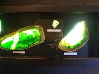 Noch mehr grüne Steinchen