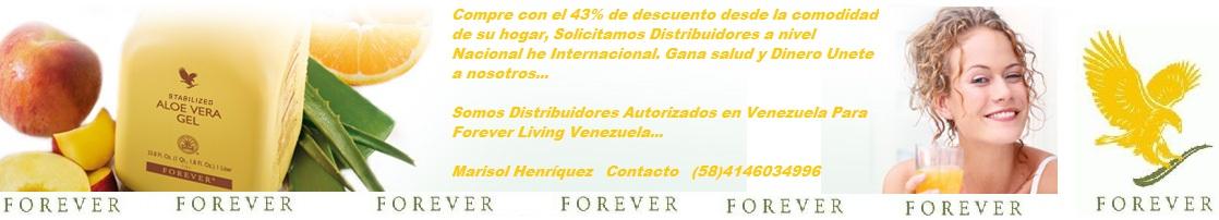 Forever Living es Salud y Belleza con el poder del Aloe Vera
