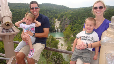 Turner Falls Lookout
