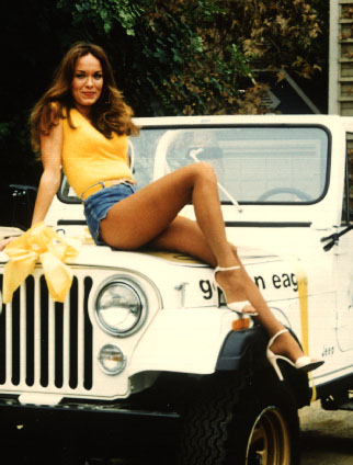 Catherine bach in pantyhose