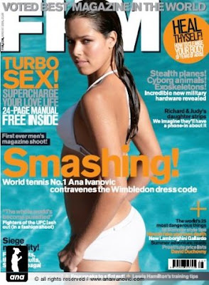Hot Serbian Tennis Girl Ana Ivanovic