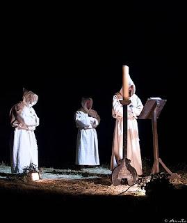 Representación del Miserere en Yerga