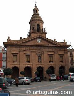 Iglesia de Santiago (Calahorra)