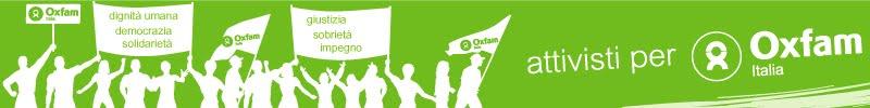 Attivisti per Oxfam