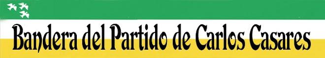 Bandera de Carlos Casares