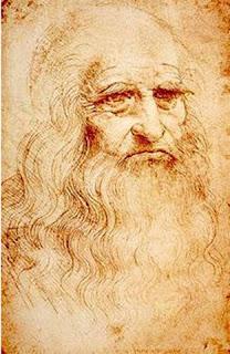 Autorretrato Da Vinci