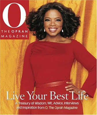 oprah winfrey magazine. The Oprah Magazine (since