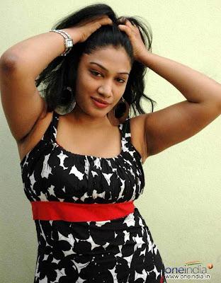 South Indian Actress Kalpana choudhary Picture