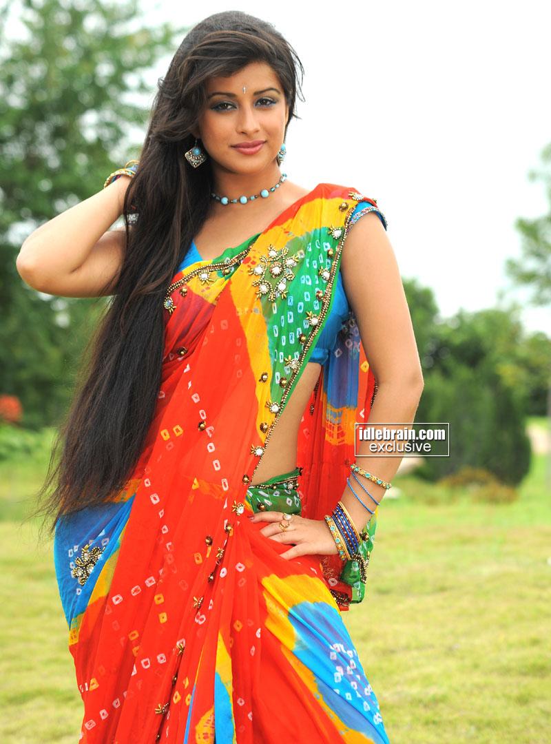 madhurima banerjee in red saree wwwimgkidcom the