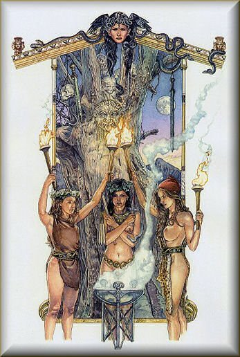 Hécate, A Senhora da Magia