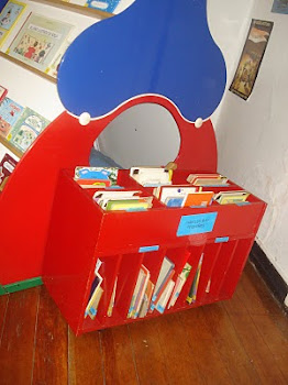 En Cerro Alegre...un lugar lleno de libros entretenidos