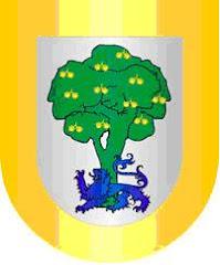 escudo castaño