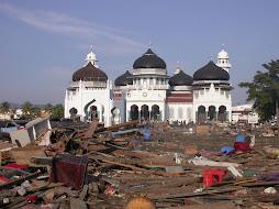 Masjid Raya Baiturrahman Pascatsunami