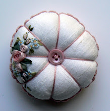 Rose Pincushion