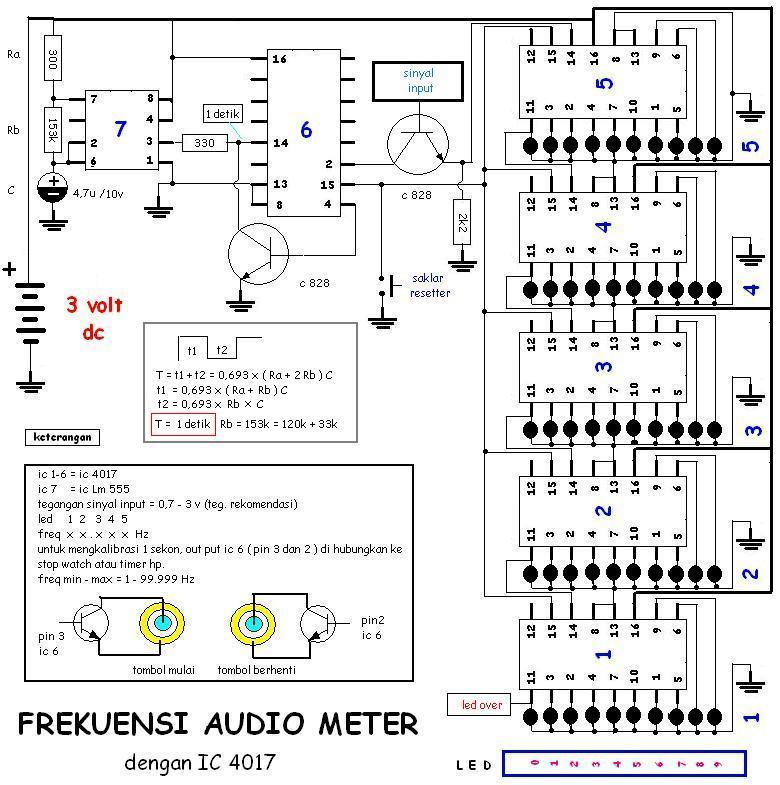 rangkaian lampu led berjalan auto electrical wiring diagram