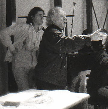 Markus werba baritone with giorgio strehler in milano for Giorgio iv milano