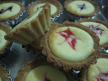 cheese tart blueberry/strawberry