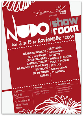 Gretelain en Nudo Showroom