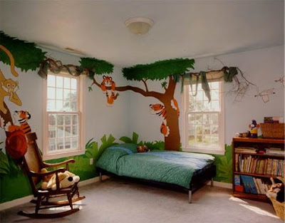 interiors design: Children's room interior design