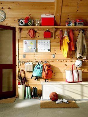 Frou Frou Maison Garage Before