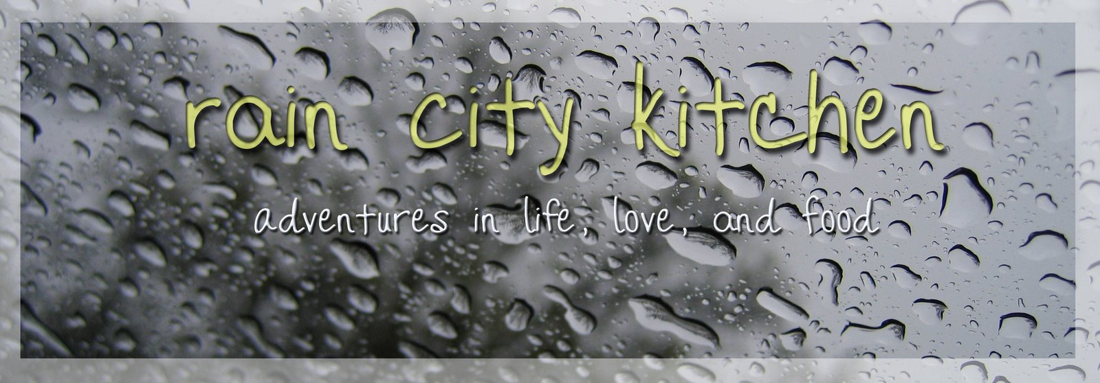 Rain City Kitchen