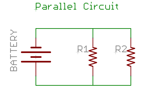 diagram of parallel circuit the wiring diagram diagram of parallel circuit wiring diagram circuit diagram