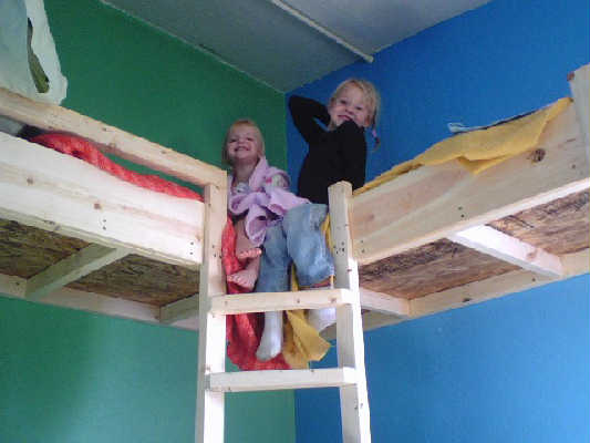 The Bunkbeds