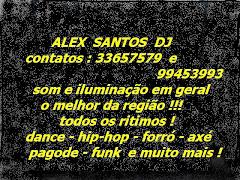 Alex santos dj