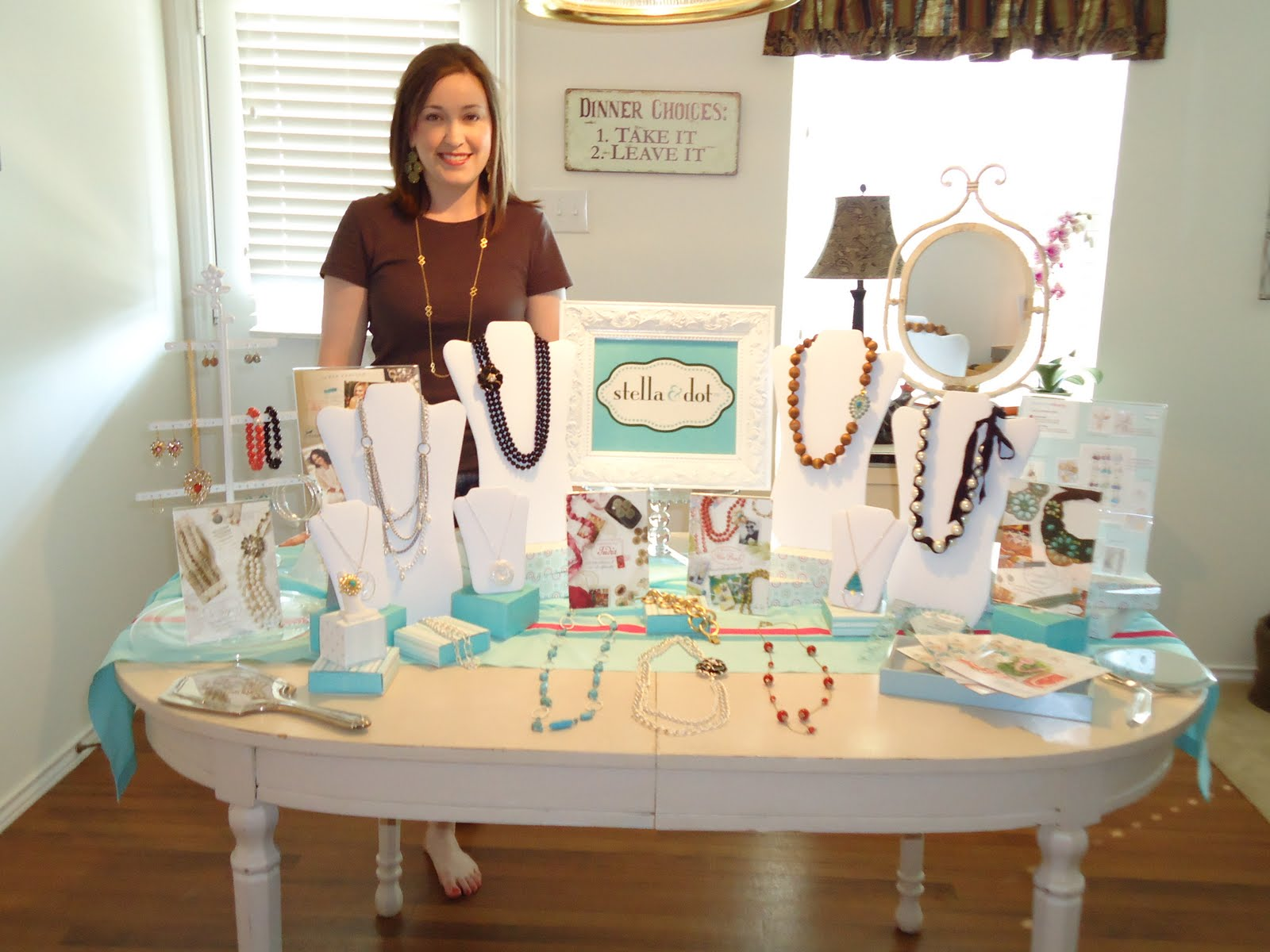 The Heinzes Stella Amp Dot Trunk Show