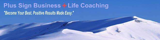 Plus Sign Business + Life Coaching