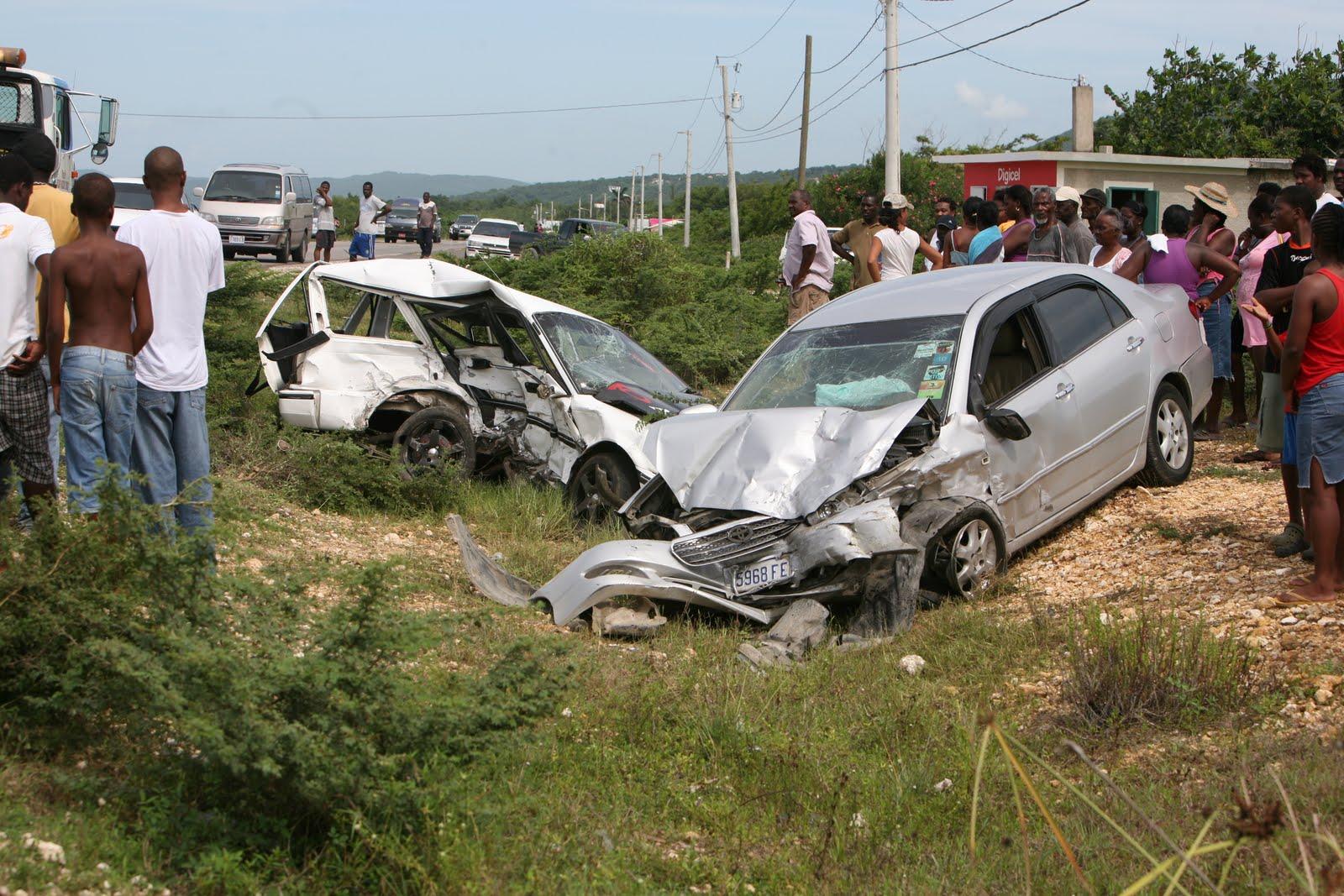 Crash Car For Sale In Jamaica