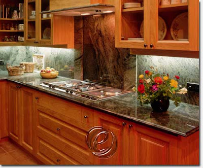 Green Countertops Kitchen : ... and DESIGN: HOME DECOR: KITCHENS - COUNTERTOPS & BACKSPLASH DESIGN