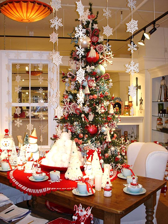 C.B.I.D. HOME DECOR and DESIGN: CHRISTMAS DECOR: COLORS OF ...