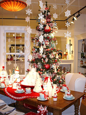 C.B.I.D. HOME DECOR and DESIGN: CHRISTMAS DECOR: COLORS OF