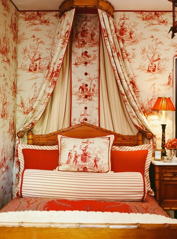 C.B.I.D. HOME DECOR and DESIGN: EXPLORING WALL COLOR: WARM TONES ...